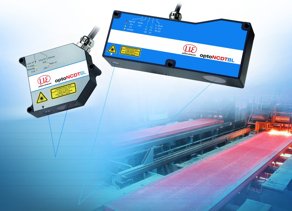 3 Reasons To Use Blue Over Red Lasers in Displacement Measurement