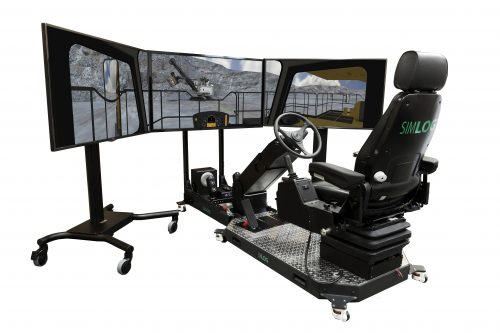Heavy vehicle simulator