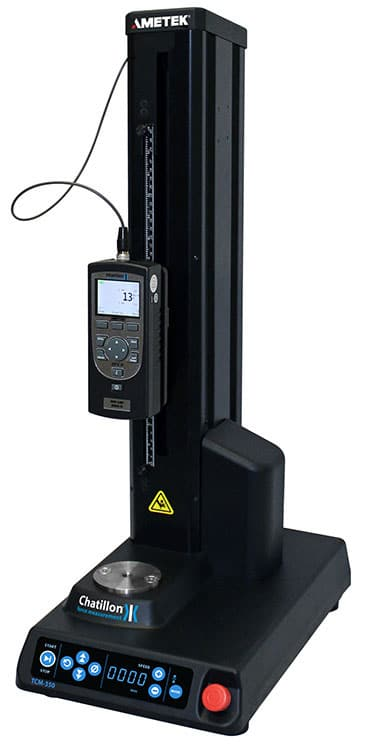 New, Flexible Force Testing Solution with Chatillon TCM series