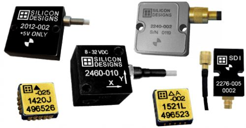 Variable Capacitance Accelerometer