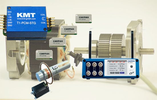 Authorized distributor of imc CAEMAX and Telemetry system in Australia