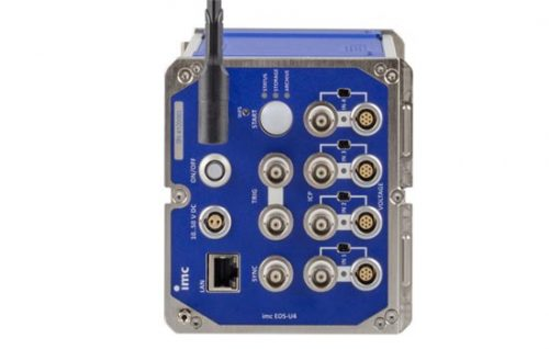 imc EOS high speed data acquisition system