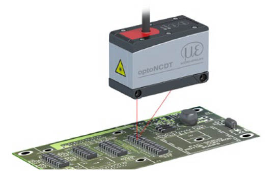 New Laser displacement sensor for advanced automation
