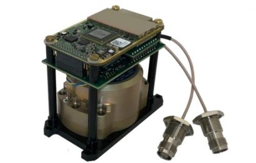 GPS-Aided Inertial Navigation System: INS-DH-OEM