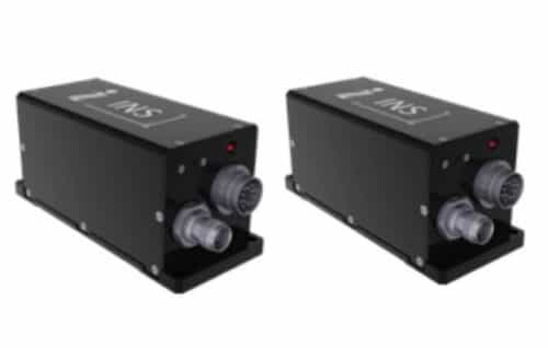 Single and dual antenna GPS aided Inertial navigation system