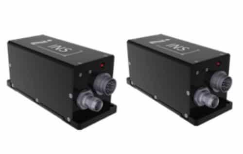 GPS-Aided Inertial Navigation Sensor (INS)