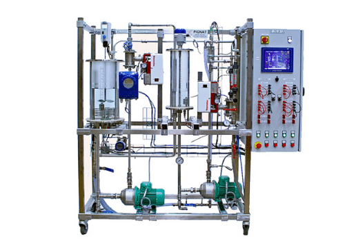4 Variable Process Control Trainer
