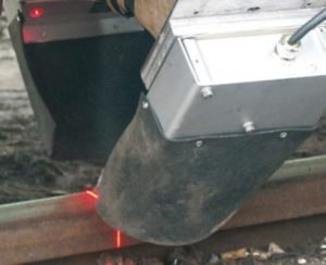Profile scanner in Rail